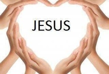 Just About Jesus / by Donna Ruth Ceglinski