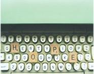 Typewriter / by Liv Shurlock