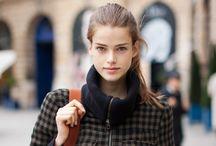 Models off duty / by Emily Church