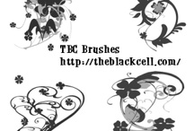 Graphics Brushes / by Heidi Vargas