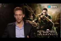 Tom and Loki Videos / by Tabea Winterhoff