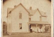 Old Houses  / by John R Huff  Jr