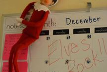 Elf on Shelf / by Michele McMasters