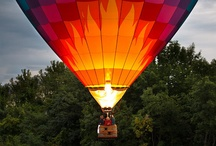 Hot Air Balloons / by Outdoor Statues Shop with Barbara Keen