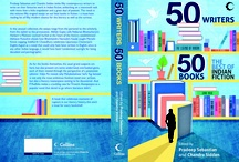50 Writers 50 Books / The Best of Indian Fiction / by Harper Collins India