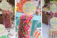 Circus / Carnival Birthday Ideas / by Rachel - Haute Chocolate