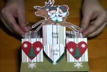 christmas card video / by Lavinia Dow