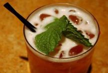 cocktail ideas / by Patti Colling-Seeman