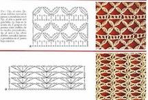 crochet..puntos / by Mar Peña Martin