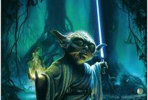 Star Wars / by Bur-Mi Olhem Jedi Master