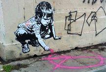 Street Art / by Lelia Seropian