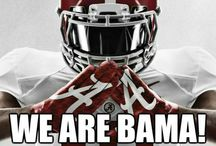 Roll Tide / by Michelle Barclay