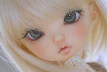 Beautiful dolls so real / by Karen Brown