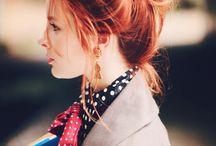 Hairstyles  / by Sophia West