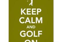 Golf / by Robert Miller