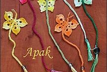 crochet appliques  / by Petitrésors