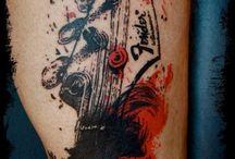 tatto / by Mohammadreza Shokri