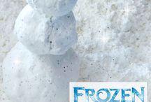 Frozen Party Ideas / by Tracy Seniuk
