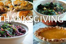 Your Thanksgiving Table / Recipes, tips and advice for a delicious Thanksgiving, from traditional turkey to gluten-free options. / by KQED