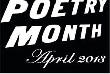 National Poetry Month Resources / by StudySync