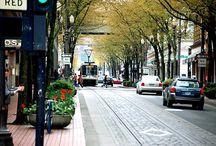 Portland.....& Oregon / by Laurie Lette