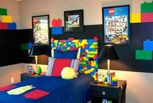 boys room / by Stacey Roush-Mosier