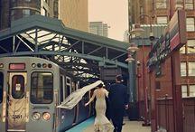 city wedding planning / by Bianca