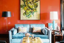 Living rooms / by Allie Neff