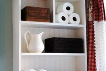 Storage Ideas / by Marlo Brown