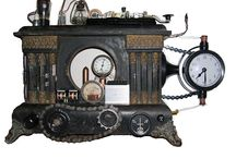 Steampunk / by beverley towns