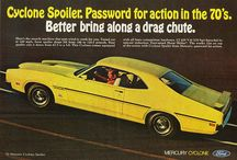 Ford Ads / by David Bois