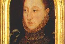 1560s Fashion / by Susan Heminger