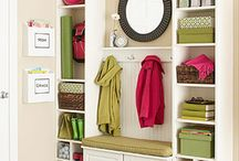 Home Organization Ideas / by Leah Van Rooy
