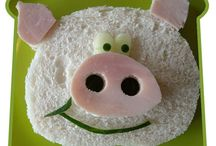 FUN with food! / by Natalie Braxton
