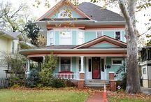 Historic Neighborhoods / by Jennifer James