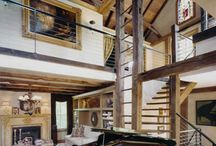 The Old New Barn / by -Renata Gross- RG Art & Design