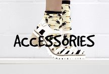 Bershka is...ACCESSORIES / A special treasure trove of our favourite accessories...An outfit isn't complete without them! #BershkaAccessories / by Bershka