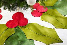 Christmas decorations / by Lisa Blanco