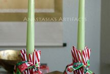 Christmas Candle Ideas / by Flicker Candle Emporium