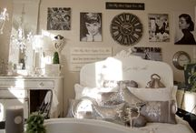 Lovely Ideas / Decorating and cool ideas / by Kelly Voelkel