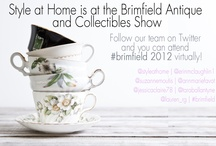 #Brimfield Antique Show  / Style at Home is sponsoring this year's #Brimfield 2012. Can't wait to see everyone there and share our fave finds! / by Style at Home