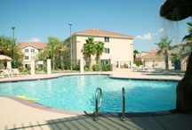 All The Amenities Highland Estates Hotel Has To Offer! / Enjoy resort amenities including two pools, hot tub, fitness center, tennis court, shuffle board courts, BBQ area, library, meeting room, complimentary coffee bar, complimentary laundry facilities, and free WIFI!      / by Highland Estates Hotel