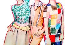 Fashion / by Elizabeth Pogranyi