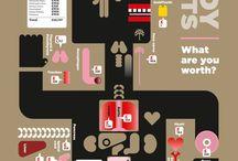 inforgraphics / by Robert Gamby