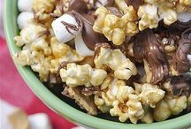 Popcorn / by Lisa Hand