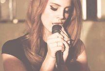My idol Lana Del Ray / by Emily Keller