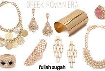 Accessories / by Fullah Sugah