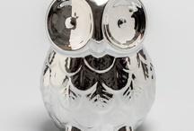 Owls! / by Ashley Gammill