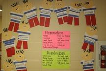 First week of kindergarten  / by Nicole Stevens Belford