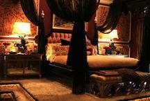 bedrooms / by DA QUEEN